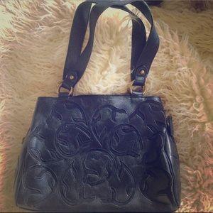 EUC-Hidesign Leather Satchel